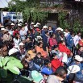 PVEM en trabajo conjunto con organizaciones indígenas